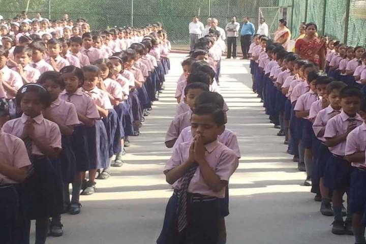 Devsangha National School-Prayer-View