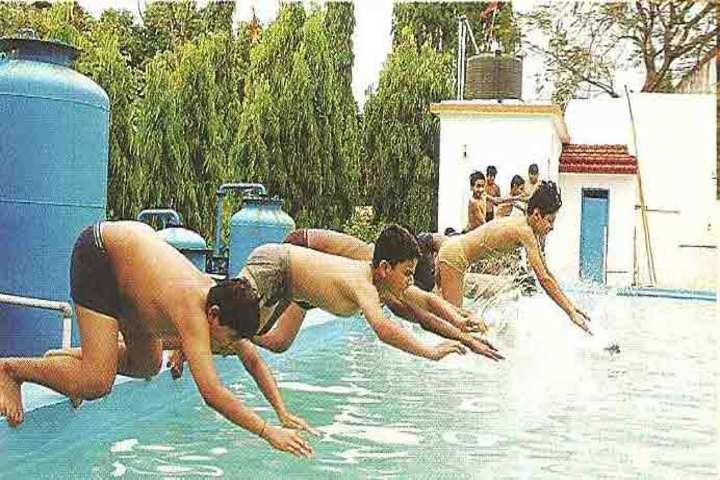 Devsangha National School-Swimming