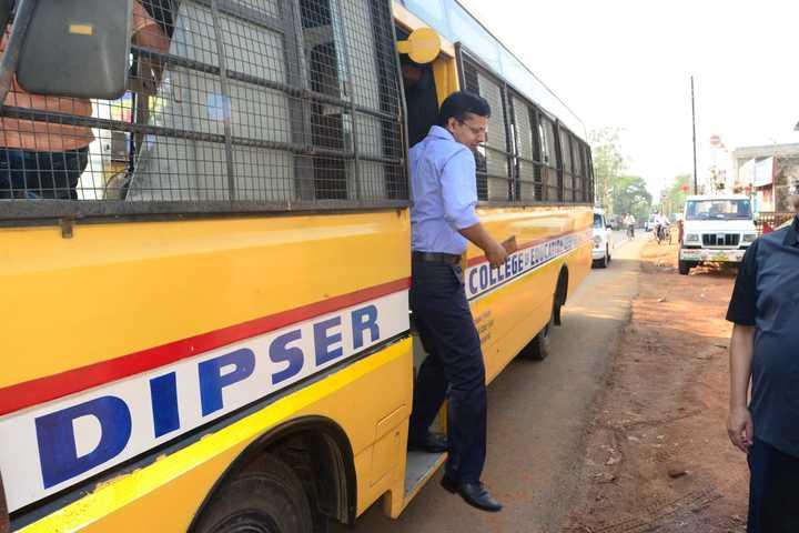 Devsangha National School-Transport