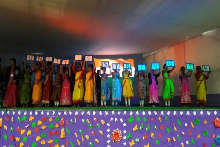 Dhanbad City School-Annual-Day