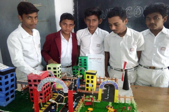 Dhanbad City School-Exhibition