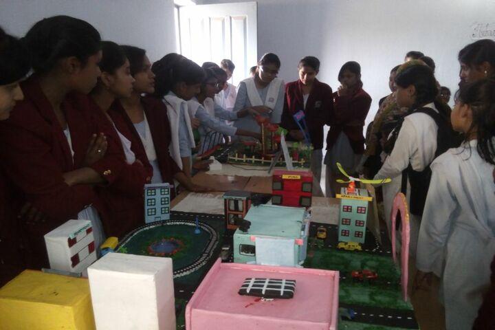 Dhanbad City School-Exhibition2