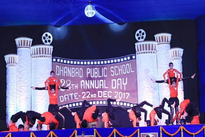 Dhanbad Public School-Annual-Day