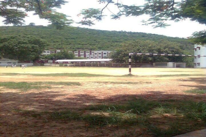 Dhanbad Public School-Play-Ground