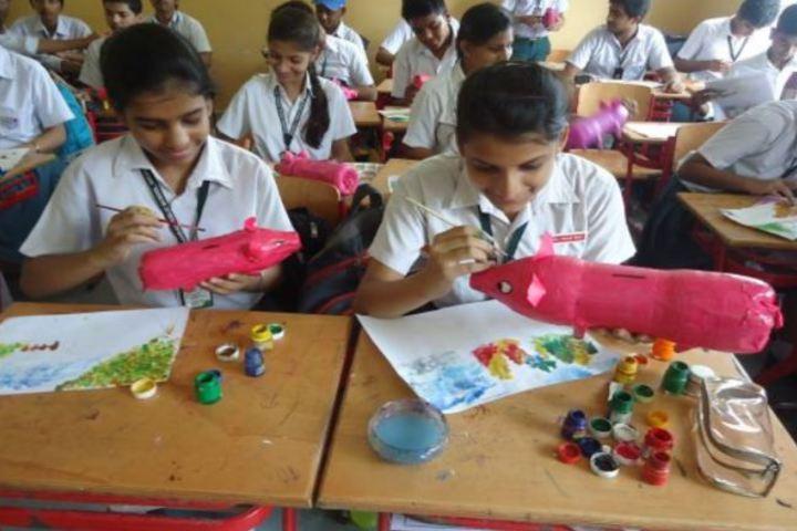 Dhanbad Public School-Art-Craft