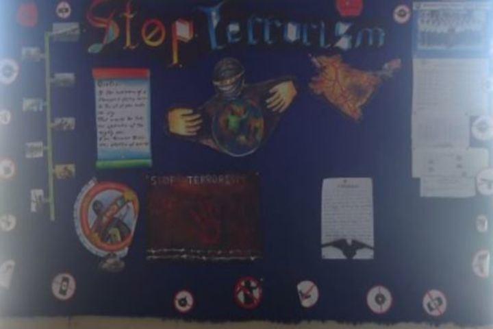 Dhanbad Public School-Art
