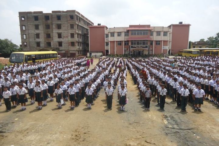 Dhanbad Public School-Prayer-View