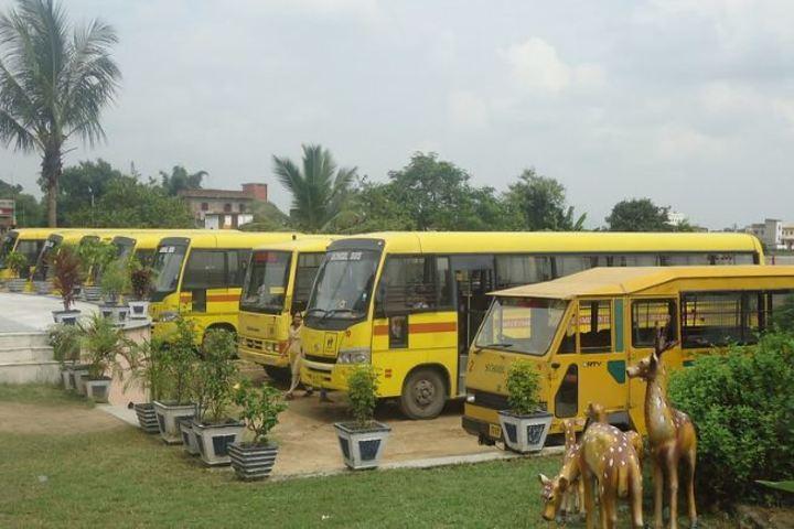 Dhanbad Public School-Transport