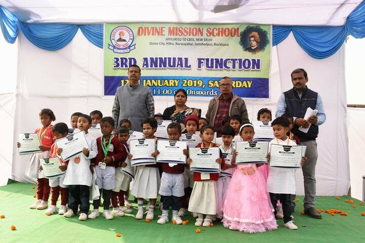 Divine Mission School - Certification
