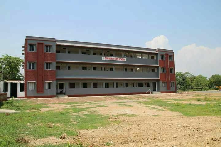 Divine Mission School - Ground