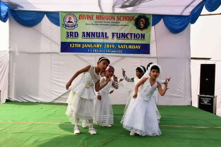 Divine Mission School - Kindergarden