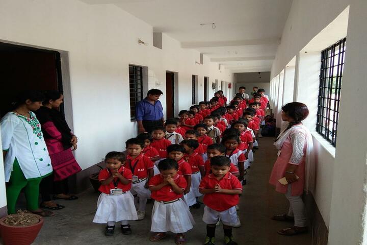 Divine Mission School - Prayer