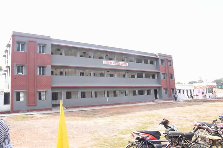 Divine Mission School - School building