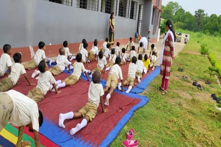 Divine Mission School - Yoga