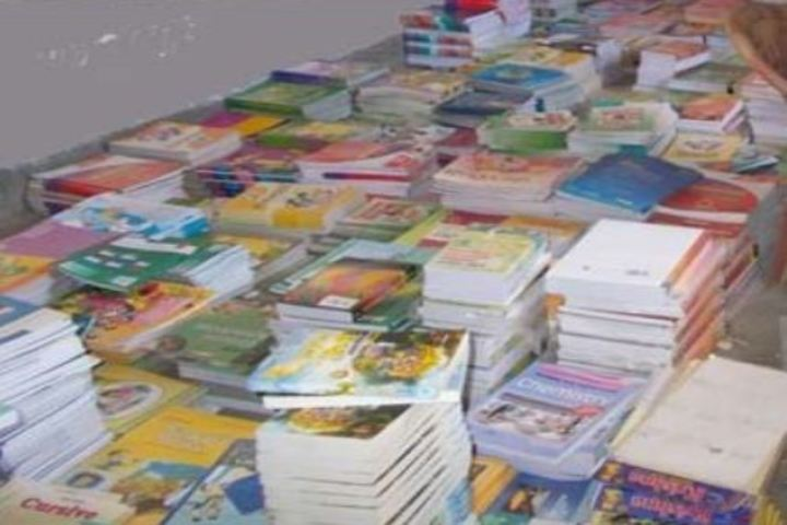 Divine Public School-Book-Fair
