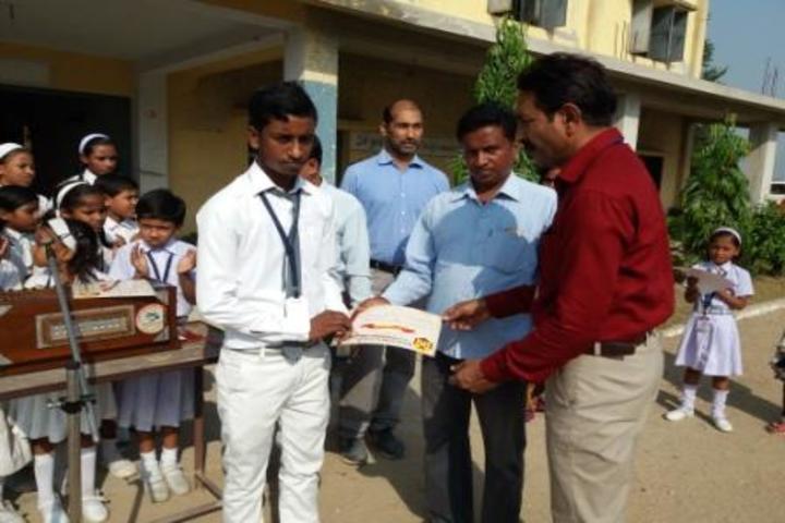 Divine Public School-Certificate