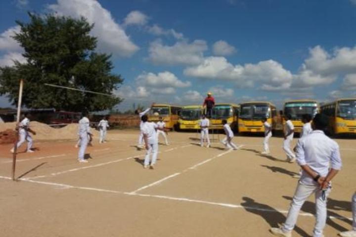 Divine Public School-Sports