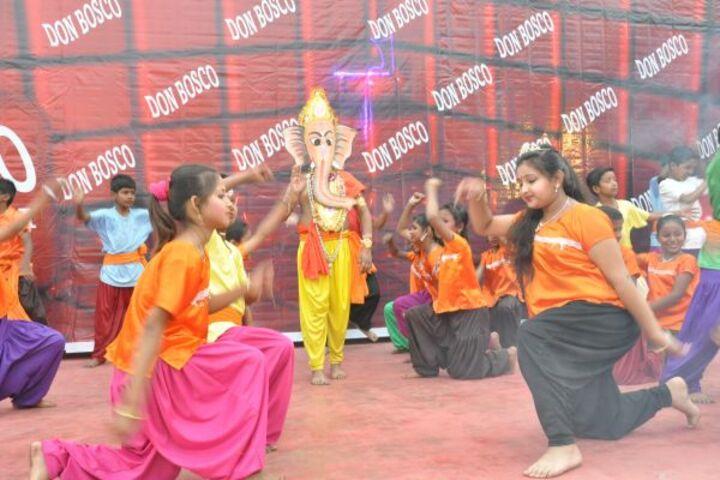 Don Bosco-Dance-Performance