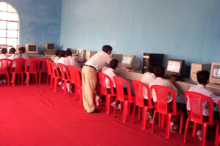 Doon Public School-Computer-Lab