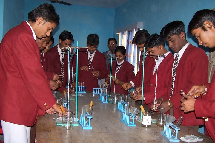 Doon Public School-Lab