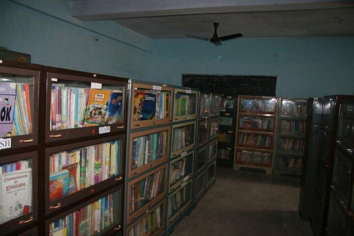 Doon Public School-Library1