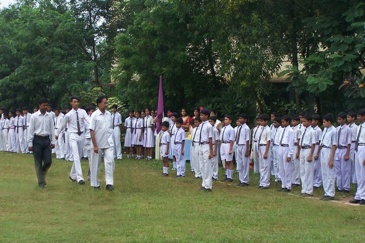 Doon Public School-Play-Ground