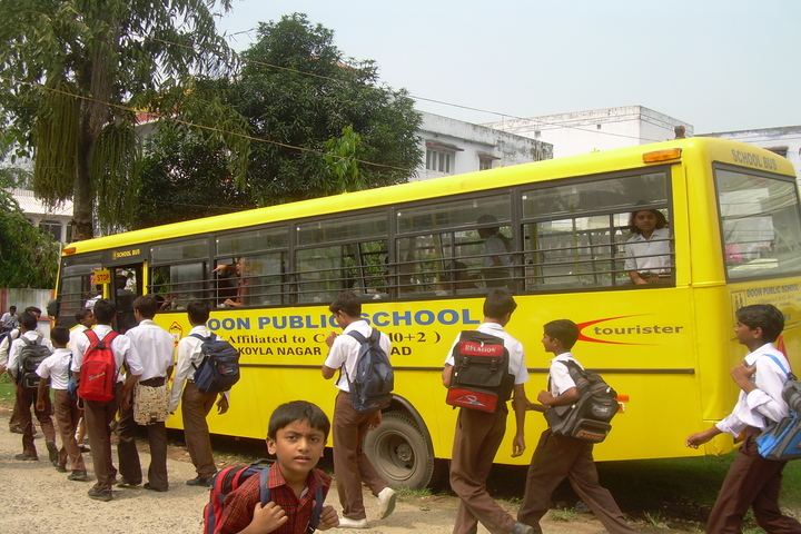 Doon Public School-Transport