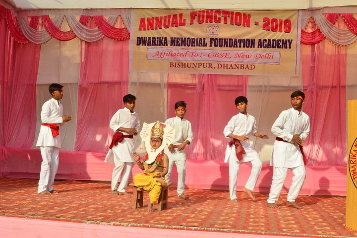 Dwarika Memorial Foundation Academy - Annual function