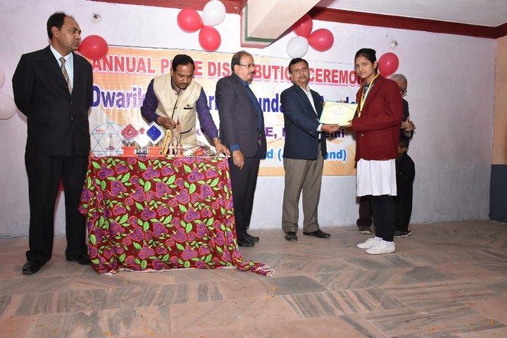 Dwarika Memorial Foundation Academy - Certification