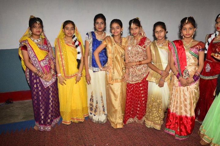 Dwarika Memorial Foundation Academy - Fancy dress