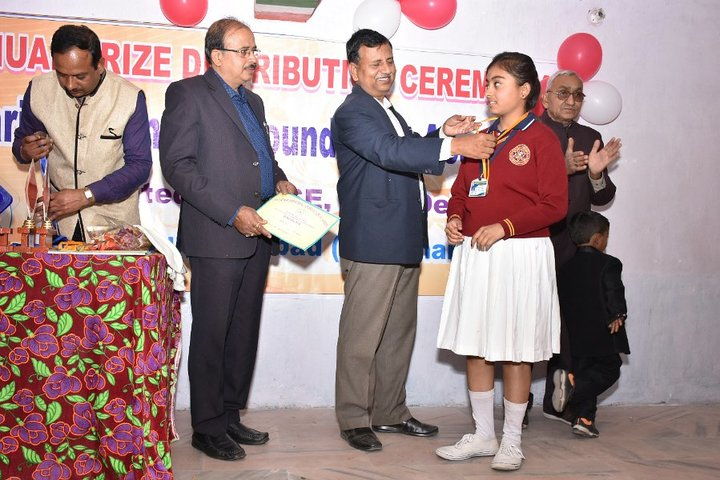 Dwarika Memorial Foundation Academy - Medal