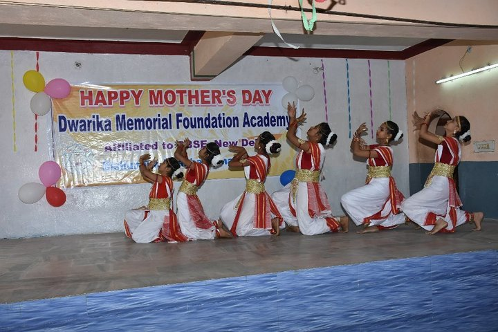 Dwarika Memorial Foundation Academy - Mothers day