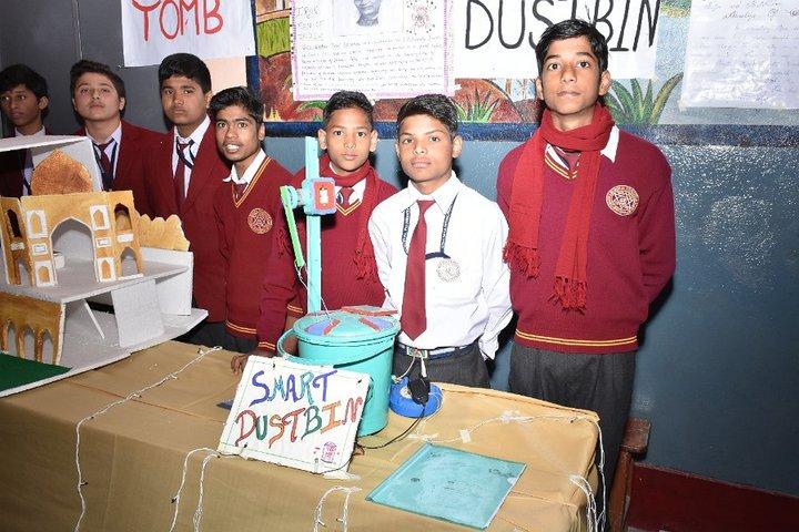 Dwarika Memorial Foundation Academy - School Exhibition