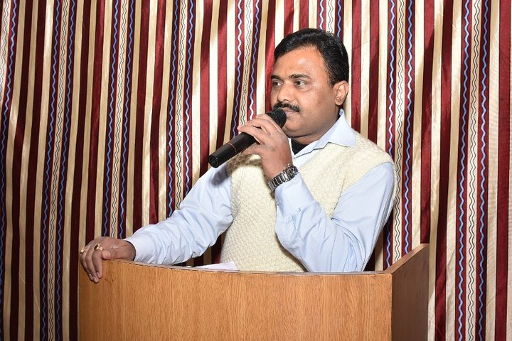 Dwarika Memorial Foundation Academy - Speech