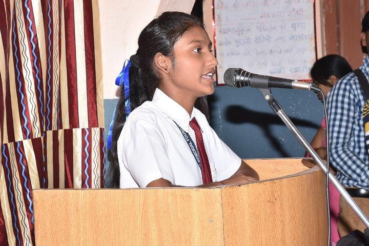 Dwarika Memorial Foundation Academy - Story telling