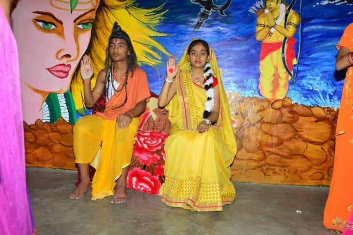Dwarika Memorial Foundation Academy - Tulsi Jayanthi