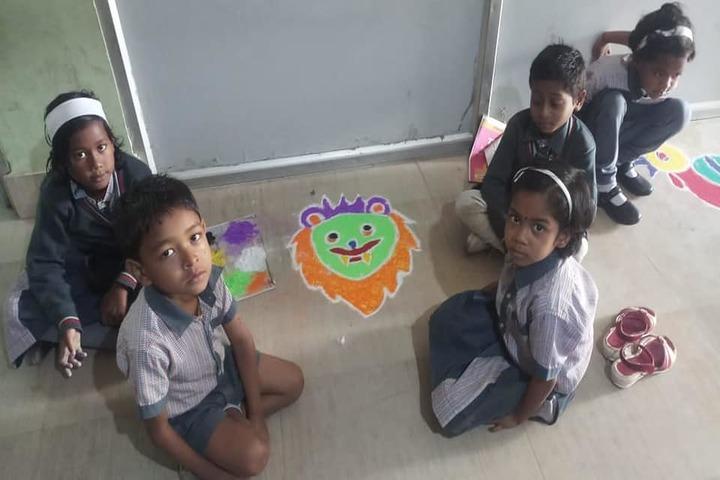 Esteem Public School - Activity