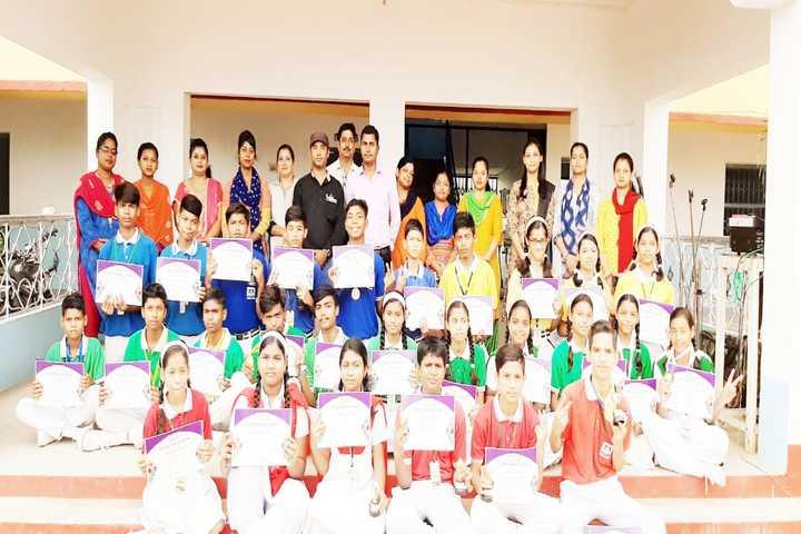 Esteem Public School - Award ceremony