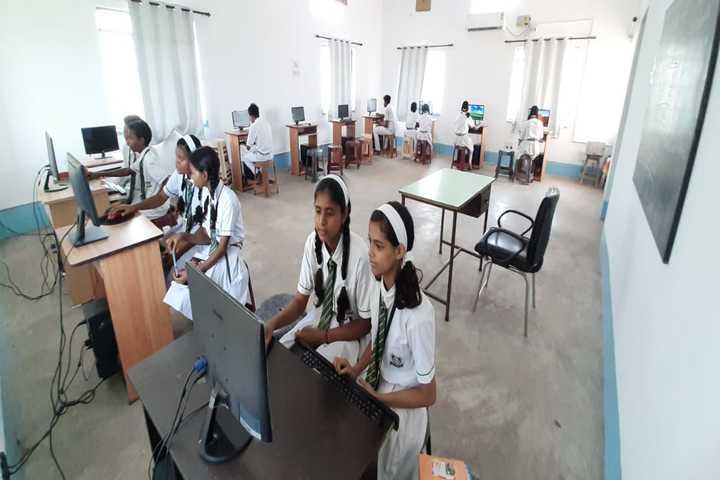 Esteem Public School - Computer lab