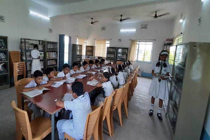 Esteem Public School - Library