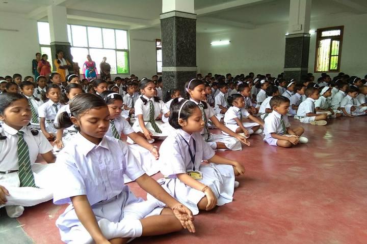 Esteem Public School - Meditation