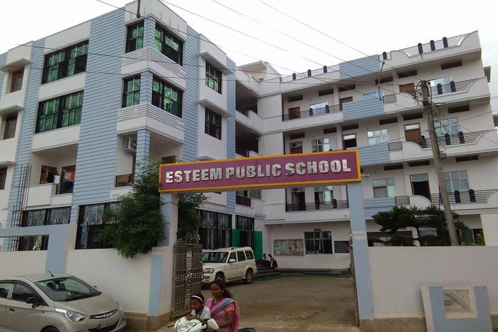 Esteem Public School - School Building