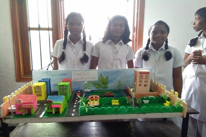 Esteem Public School - School Exhibition