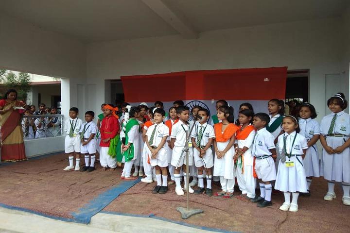 Esteem Public School - Singing