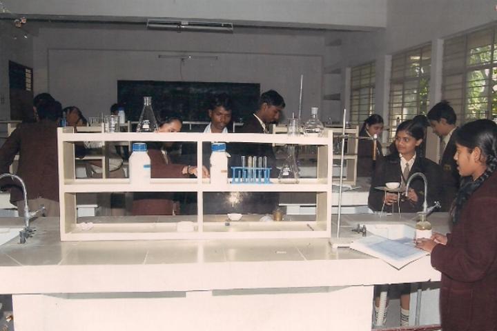 Firayalal Public School-Chemistry Lab