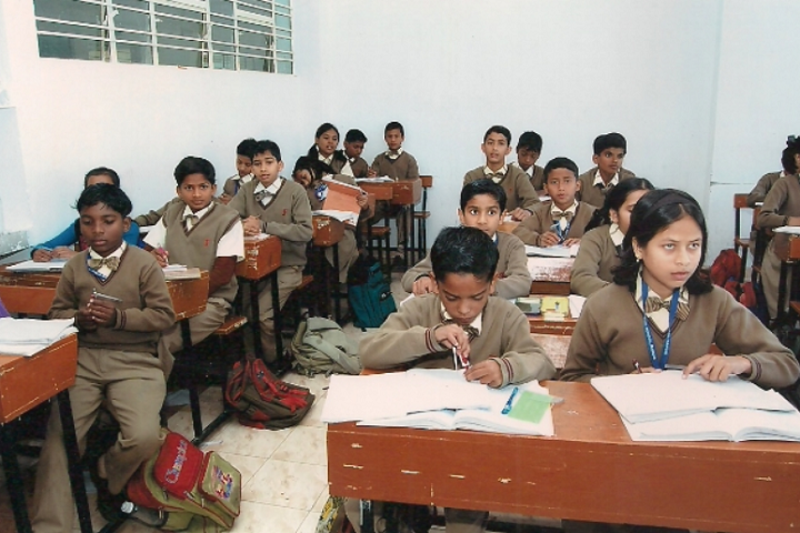 Firayalal Public School-Classroom