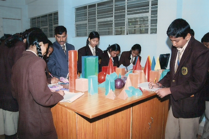 Firayalal Public School-Maths Lab