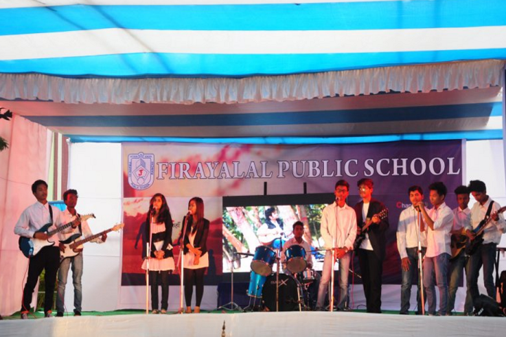 Firayalal Public School-Music