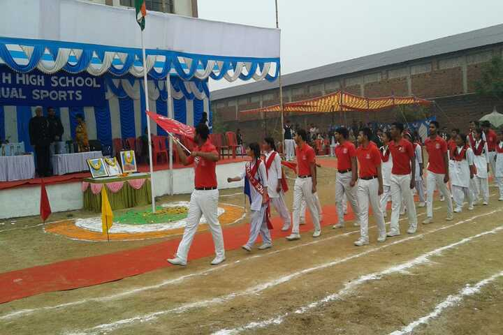 G and H High School-Annual Sports