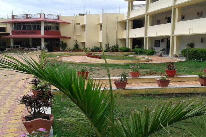 G and H High School-Campus